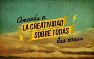 mandamiento creatividad